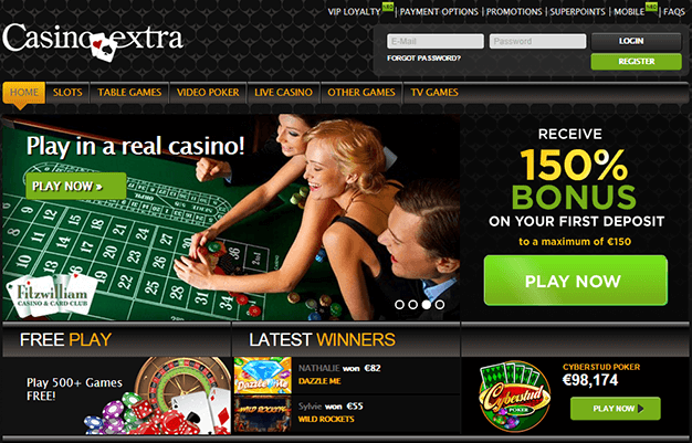 Casino Extra Screenshot