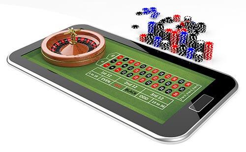 Casino Roulette Game