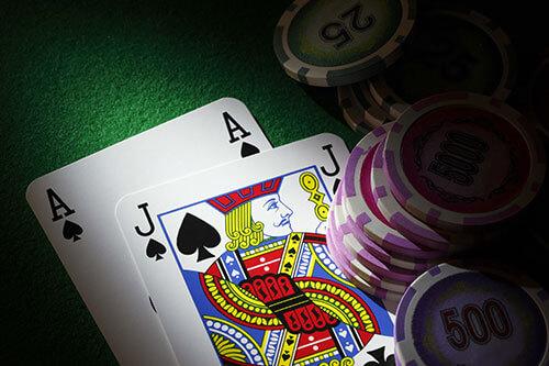 online casino blackjack caribbean stud