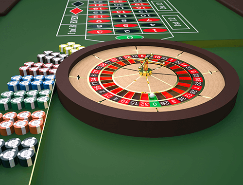 Roulette live dealers