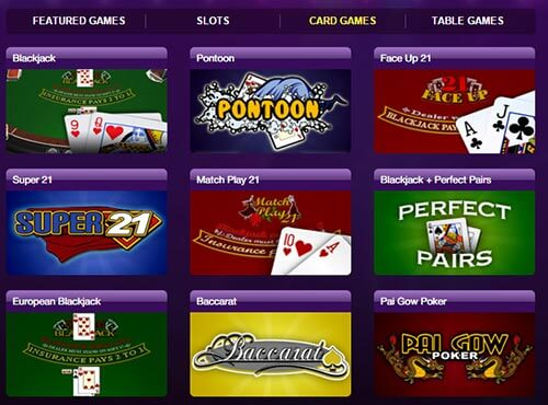 Majestic Slots Games